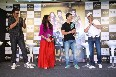 Akshay Kumar  Ashwini Yardi  Kabir Sadanand  Jimmy Shergill at film FUGLY first look trailer launch at Reliance Digital