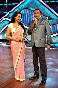 Sonakshi Sinha with Mithun Chakraborty on the sets of dance reality show Dance India Dance Lil Masters to promote her film Rowdy Rathore PPic