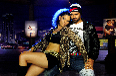 Shubra Aiyappa and Sai Dharam Tej in Rey Movie Photo