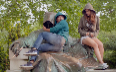 Kriti Sanon and Sushant Singh Rajput Raabta Movie Darasal Song Stills  12