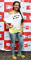Sonakshi Sinha promoting film ROWDY RATHORE at BIG FM Studios in Mumbai Pic