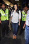 Sunny Leone snapped at Mumbai International Airport on arrival from USA to shoot film JISM 2 Photo