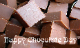 Happy Chocolate Day Greeting Card