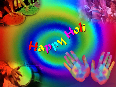 Holi Greetings Photo
