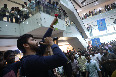 Parichayam Team at Trendset Mall Vijayawada  22