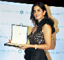 Katrina Kaif unveiling the new logo brand campaign GLOW DIVINE for Nakshatra Diamonds in Mumbai photo