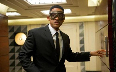 Will Smith Men In Black 3 Movie Stills