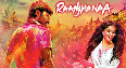 Sonam Kapoor And Dhanush Raanjhanaa Movie  Latest Poster