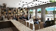 Creative Coffee Shop And Bar With Beautiful Interior Design