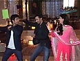 Ranbir Kapoor on the sets of Star Plus Pyar Ka Dard Hai videos