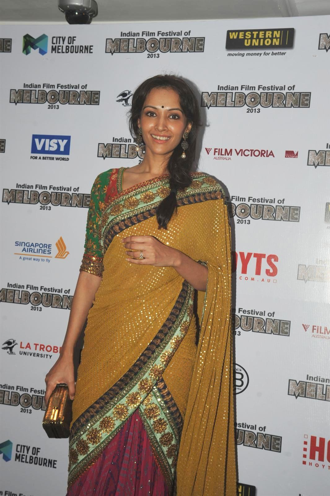 Dipannita Sharma at The Indian Film Festival of Melbourne ...
