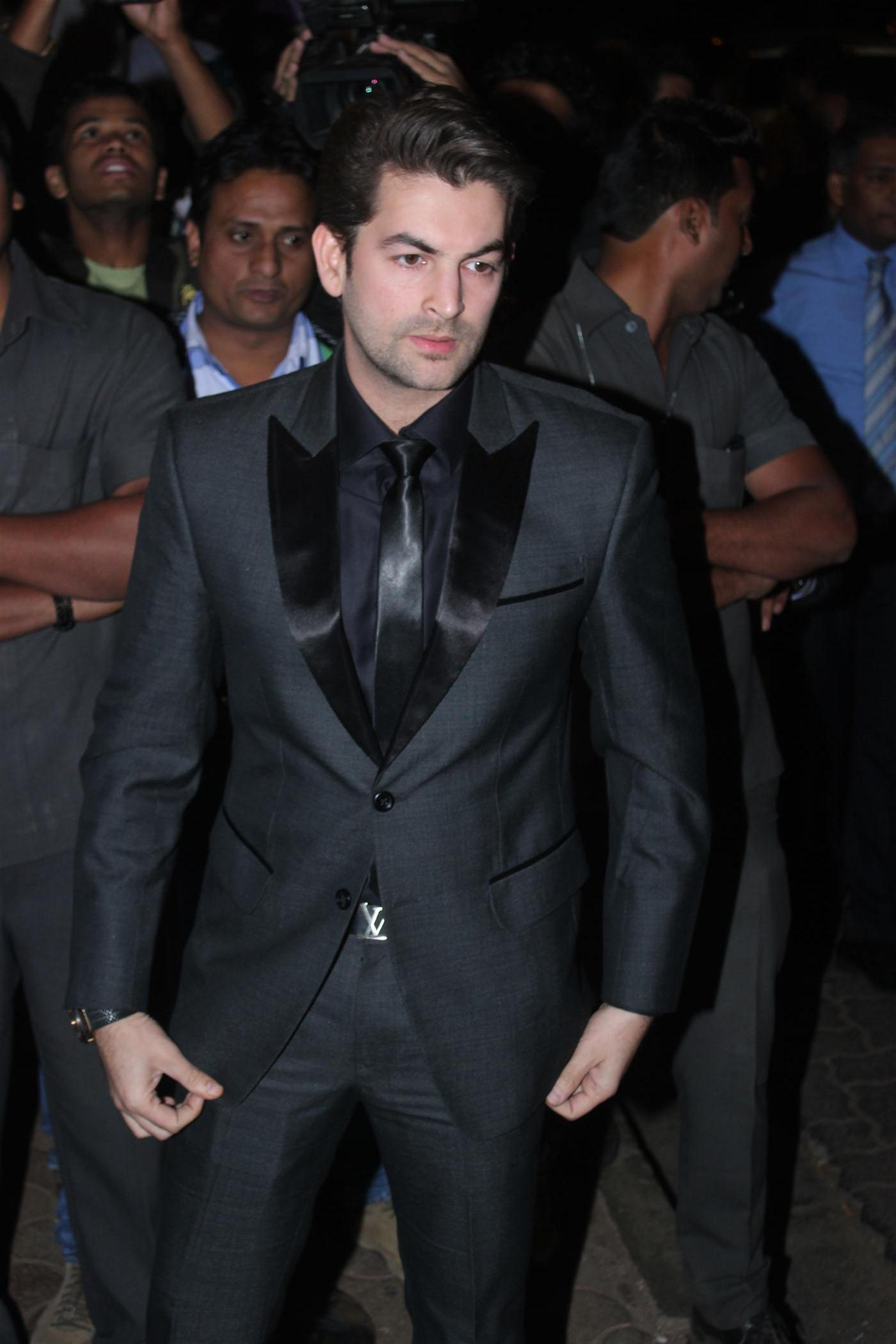 Nitin Wedding Neil Nitin Mukesh at Wedding