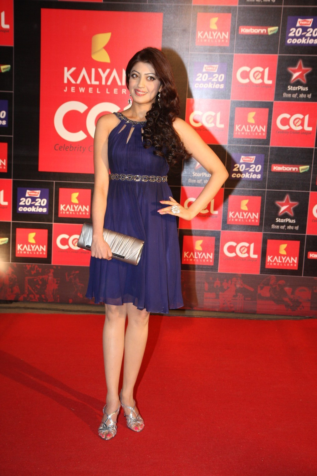 Celebrity cricket league actress petty