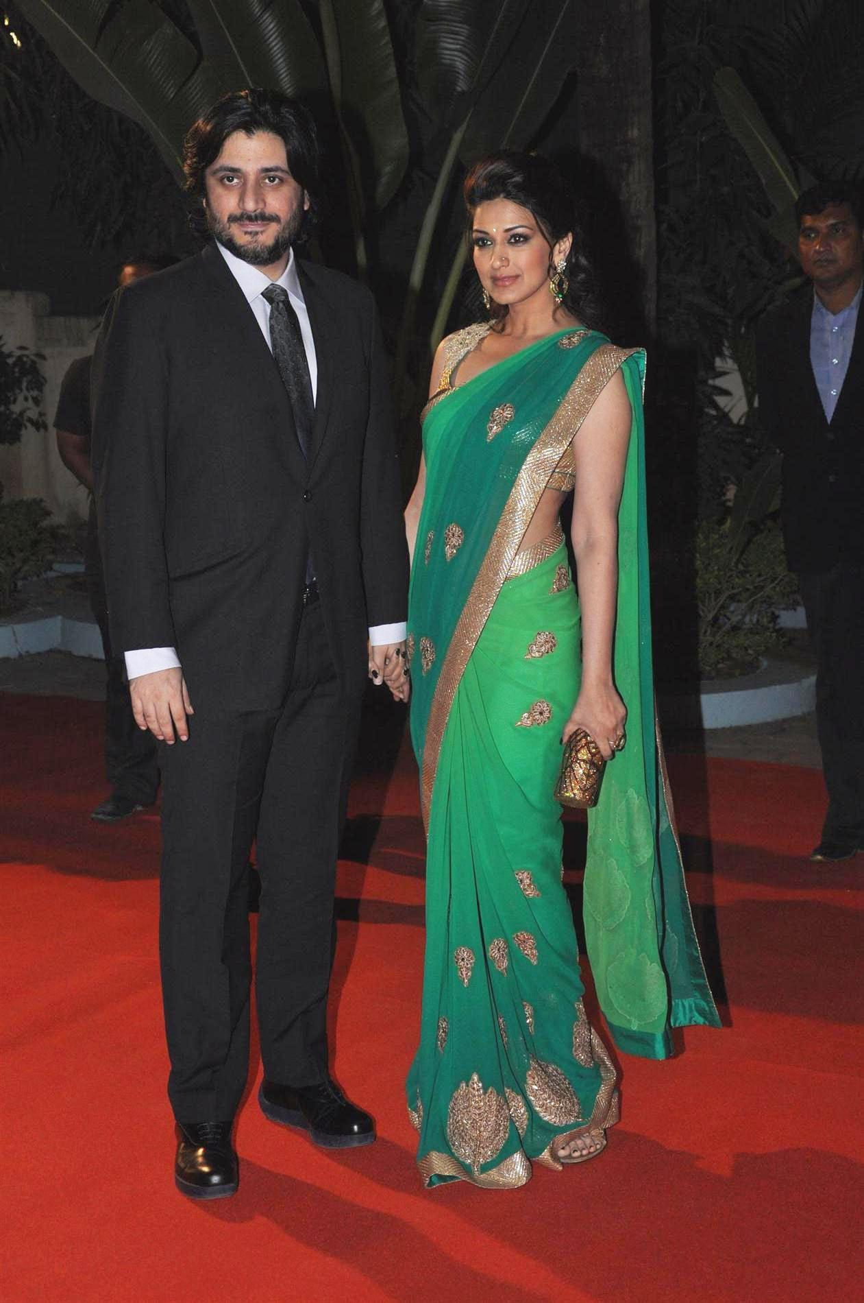 Sonali bendre with husband success
