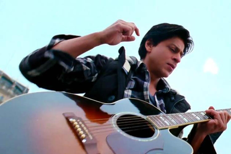 Shahrukh Khan Jab Tak Hai Jaan Movie Photo