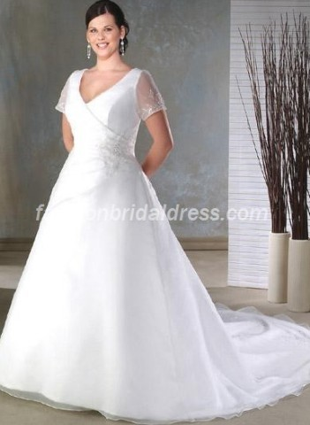 Cheap plus size wedding dresses plus size wedding for Plus size wedding dresses for cheap