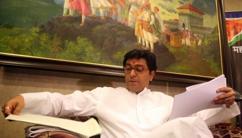 Raj Thackeray pic