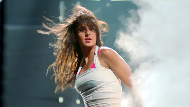 Katrina Kaif Dhoom 3 Film Hot Song Pic