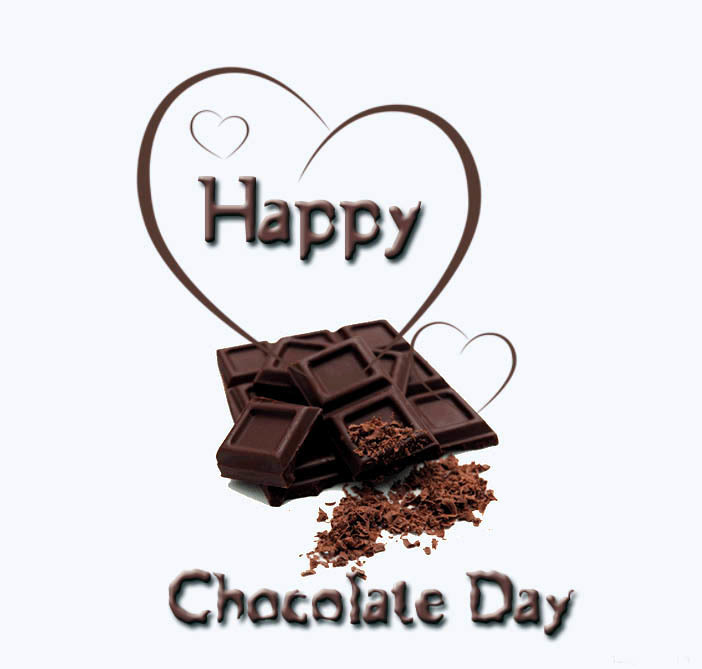 Chocolate Day Photo : happy chocolate day on Rediff Pages