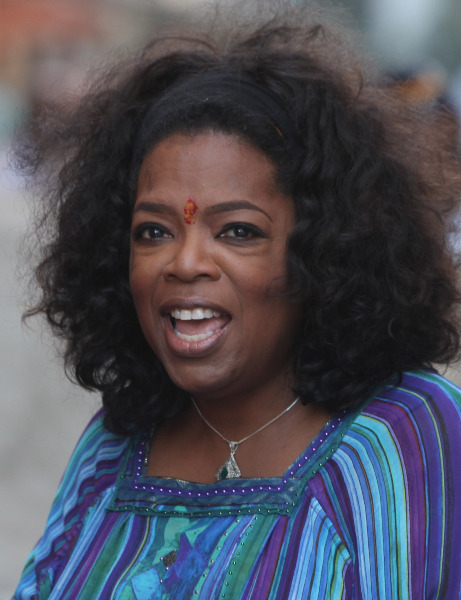 a biography of oprah winfrey a talkshow host Remember when oprah was a trash talk show host  was publicized on the oprah winfrey show in 2003, and became the subject of a juvenile novel called rainbow party.