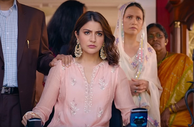 Anushka Sharma starrer ZERO Movie Stills  16