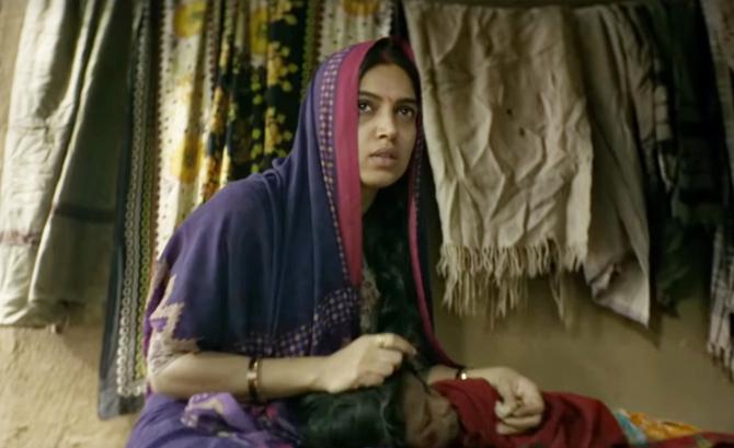 Bhumi Pednekar SONCHIRIYA Movie Photos  12