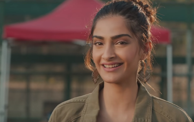 Sonam Kapoor starrer The Zoya Factor Movie Photos  13