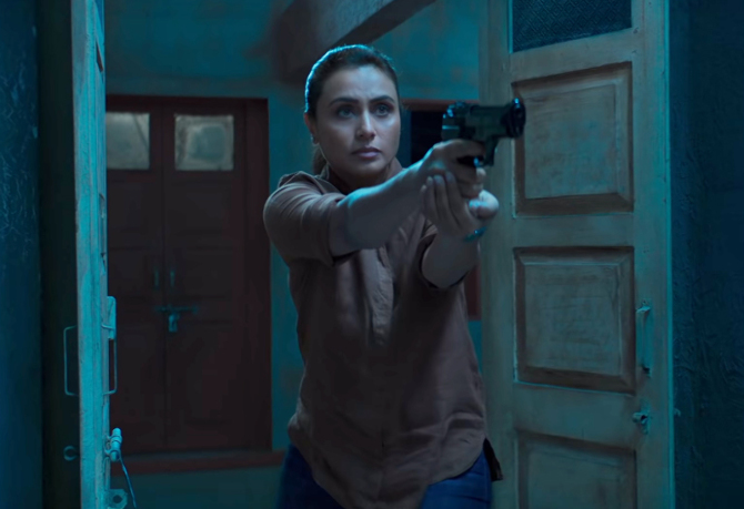 Rani Mukerji starrer Mardaani 2 movie photos  1