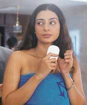 Tabu in bathroom scene