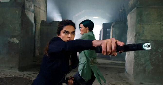 Deepika Padukone XXX Return of Xander Cage Movie Stills  1