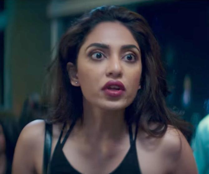 Sobhita Dhulipala Kaalakaandi Movie Stills  15