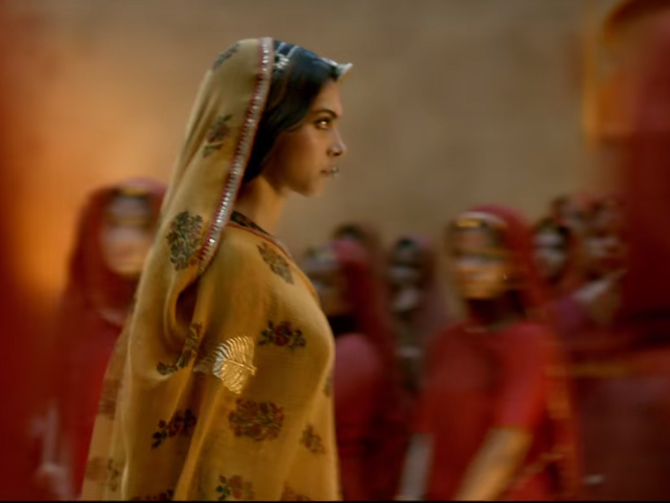 Deepika Padukone PADMAVATI Movie Stills  9