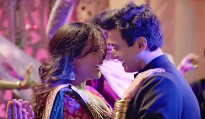 Richa Chadda Rahul Bhat Daas Dev Movie Stills  18