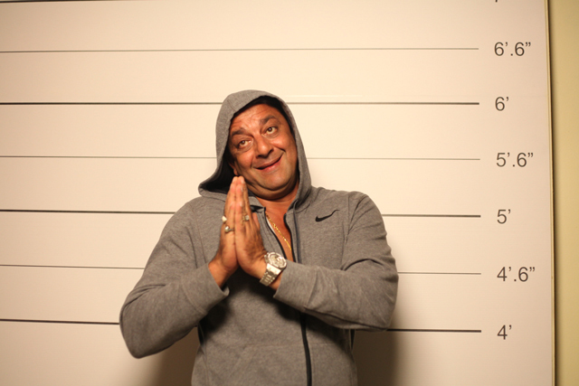 Sanjay Dutt in Rascals