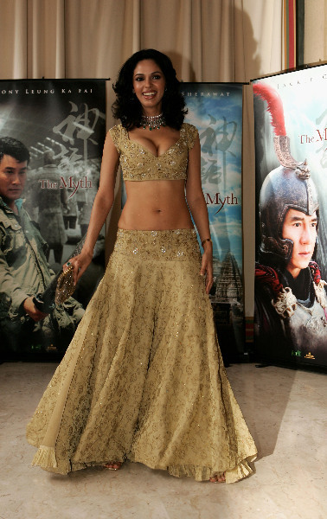 Mallika Sherawat In Movie Myth