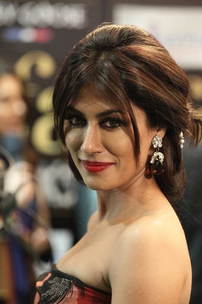 Chitrangada Singh IIFA Awards 2012 Green Carpet Photo