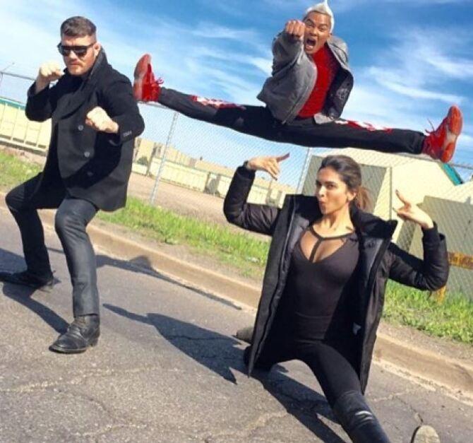 Deepika Padukone XXX Return of Xander Cage Movie Stills  4