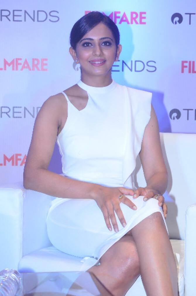 Filmfare Meet and Greet with Rakul Preet Singh  24