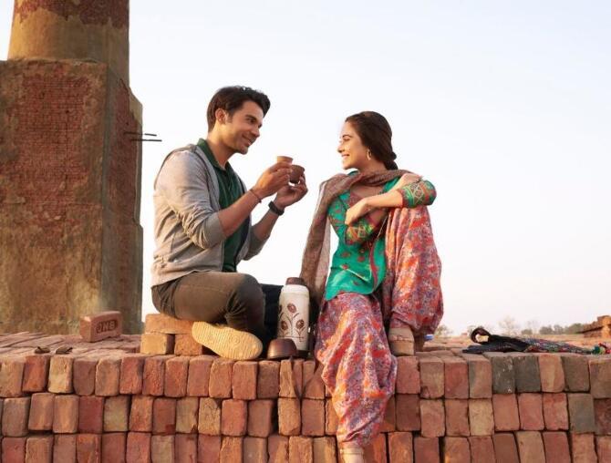 Chhalaang stars Rajkummar Rao and Nushrat Bharucha