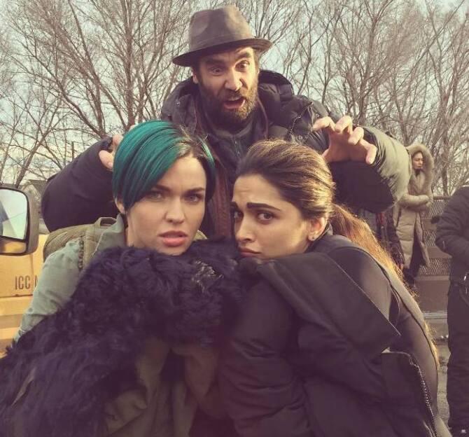 Deepika Padukone XXX Return of Xander Cage Movie Stills  2