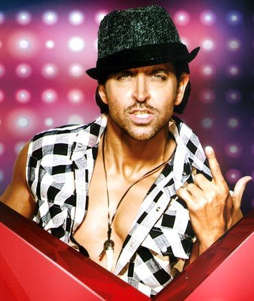 Hrithik Roshan just dance