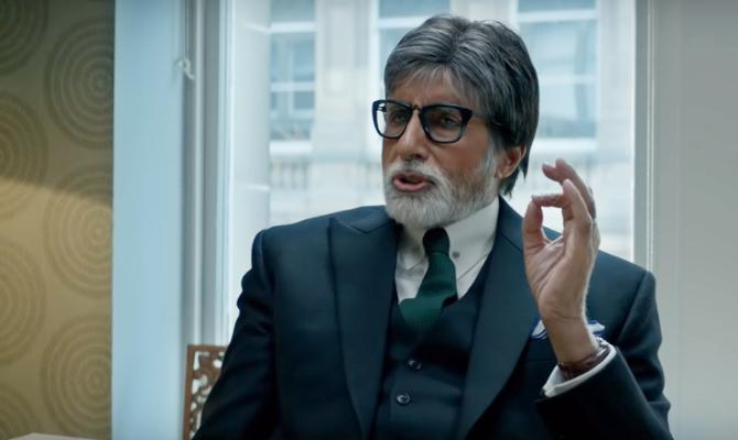 Amitabh Bachchan Badla Movie Photos  5