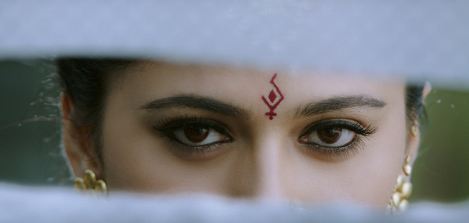 Anushka Shetty Bahubali 2 Movie Photos  6