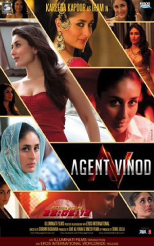 Kareena Kapoor Agent Vinod Wallpaper