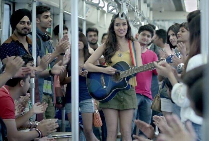 Shraddha Kapoor Half Girlfriend Movie Song Pics  2