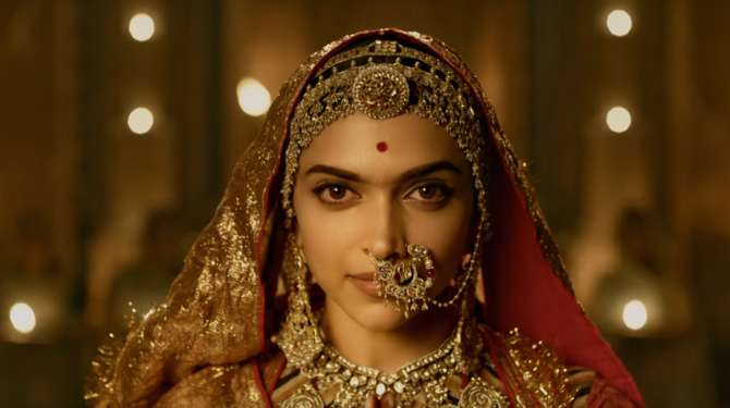 Deepika Padukone PADMAVATI Movie Stills  1