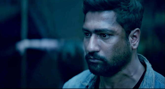 Vicky kaushal starrer Bhoot Part One   The Haunted Ship Movie Photos  5