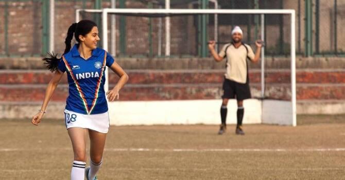 Taapsee Paanu Soorma Movie Stills