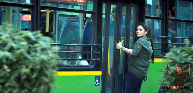 Movie Mardaani Photo