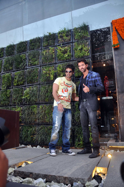 Shahid kapoor and hrithik roshan